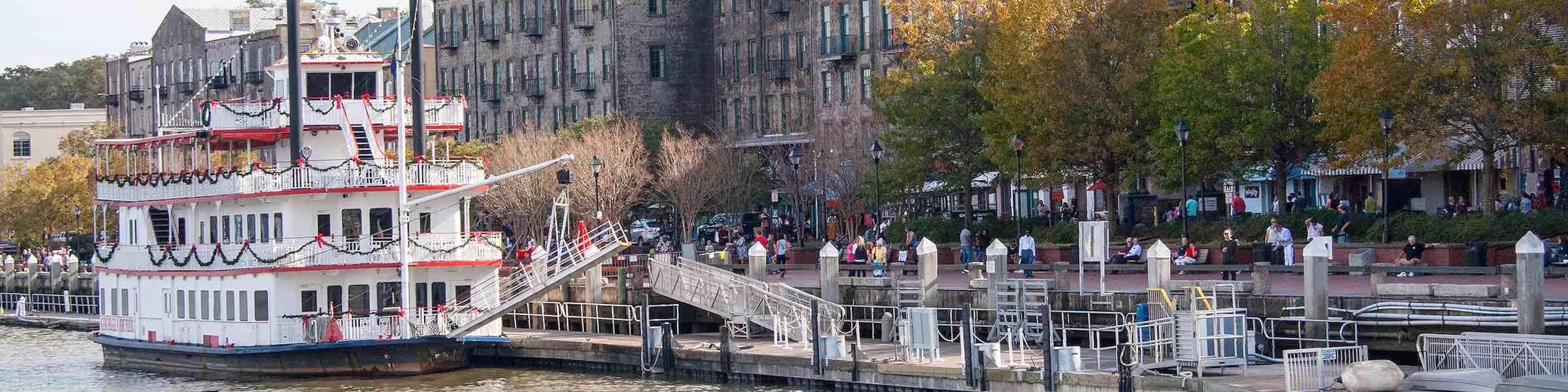 Savannah Christmas On The River 2020 River Street, Savannah Events 2020 2021